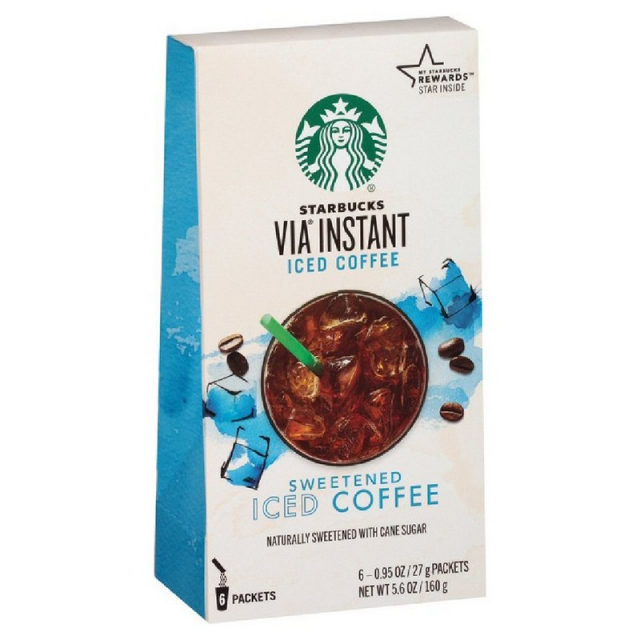 Starbucks - Via Instant Iced Coffee