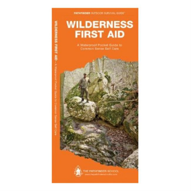 Independent Publishers Group - Wilderness First Aid