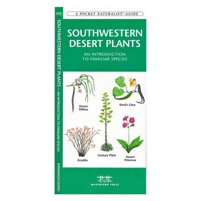 Independent Publishers Group - Pocket Naturalist Southwestern Desert Plants