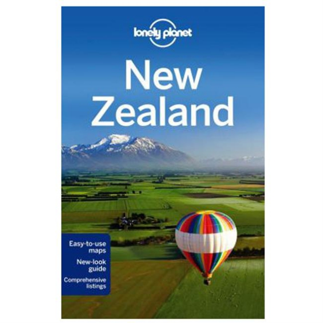 Lonely Planet - New Zealand