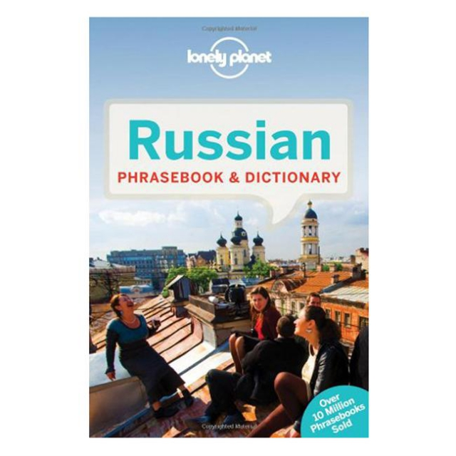Lonely Planet - Russian Phrasebook
