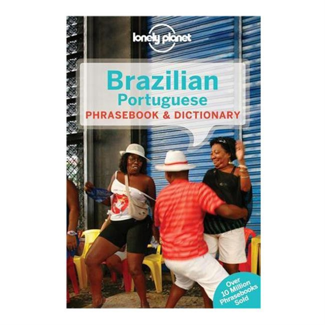 Lonely Planet - Brazilian Portugese Phrasebook & Dictionary