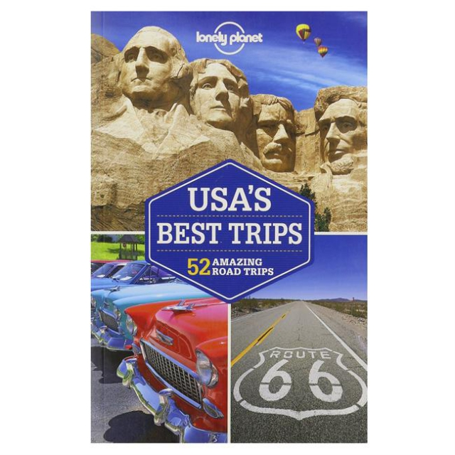 Lonely Planet - USA's Best Trips