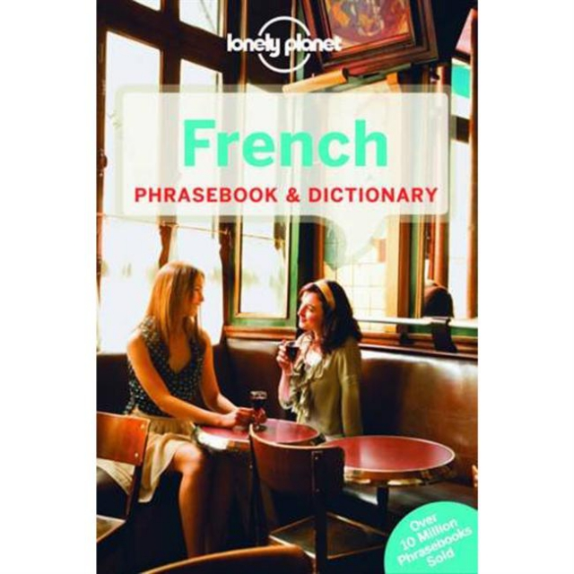 Lonely Planet - French Phrasebook & Dictionary