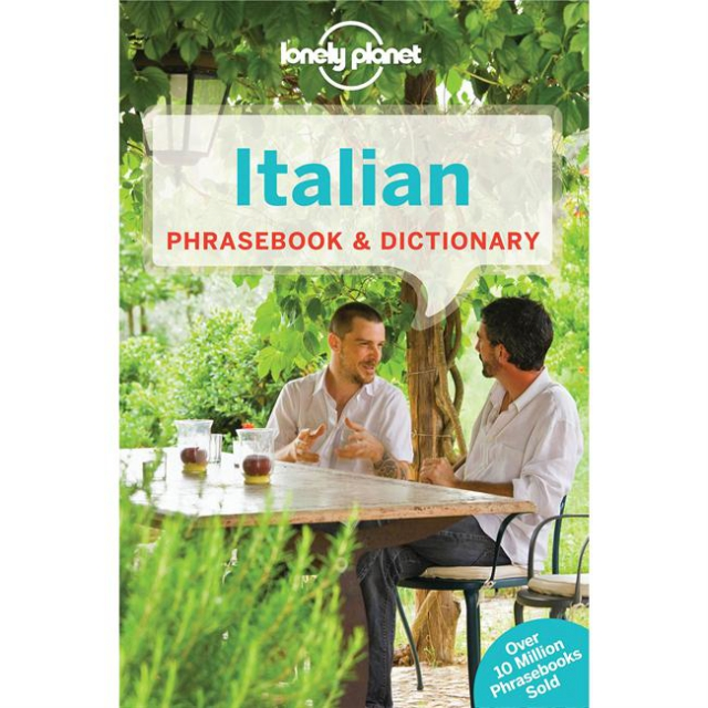 Lonely Planet - Italian Phrasebook & Dictionary
