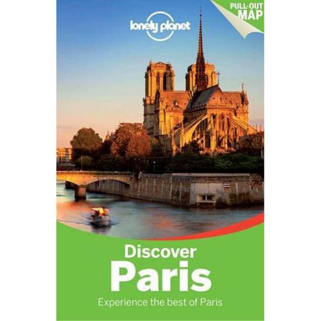 Lonely Planet - Discover Paris
