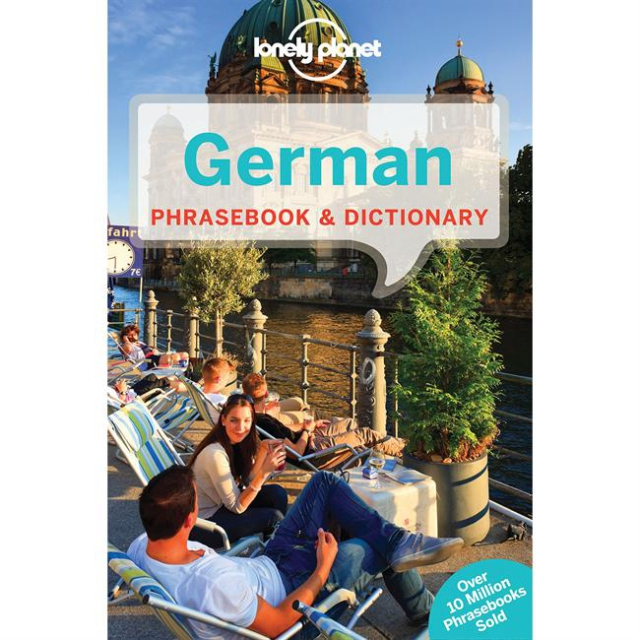 Lonely Planet - German Phrasebook & Dictionary