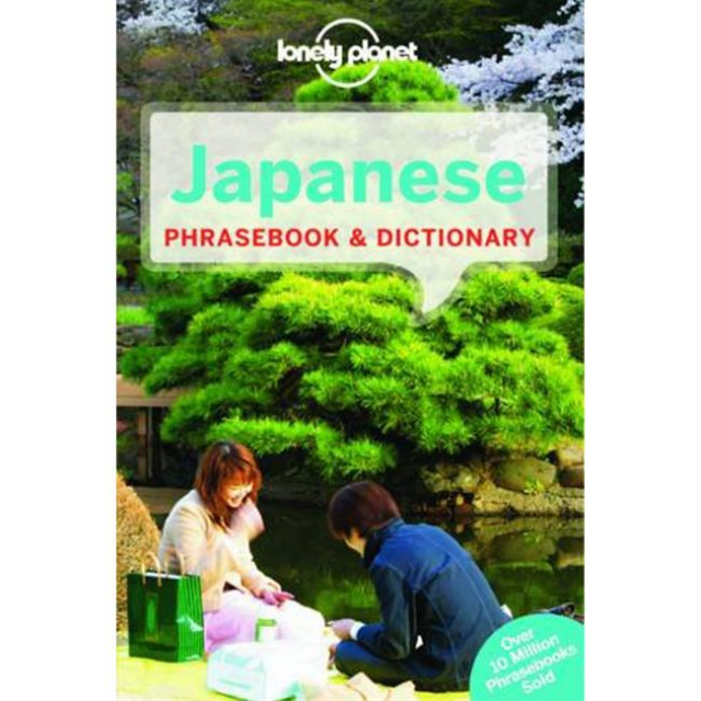 Lonely Planet - Japanese Phrasebook & Dictionary