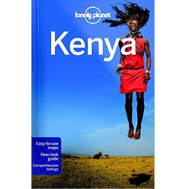 Lonely Planet - Kenya