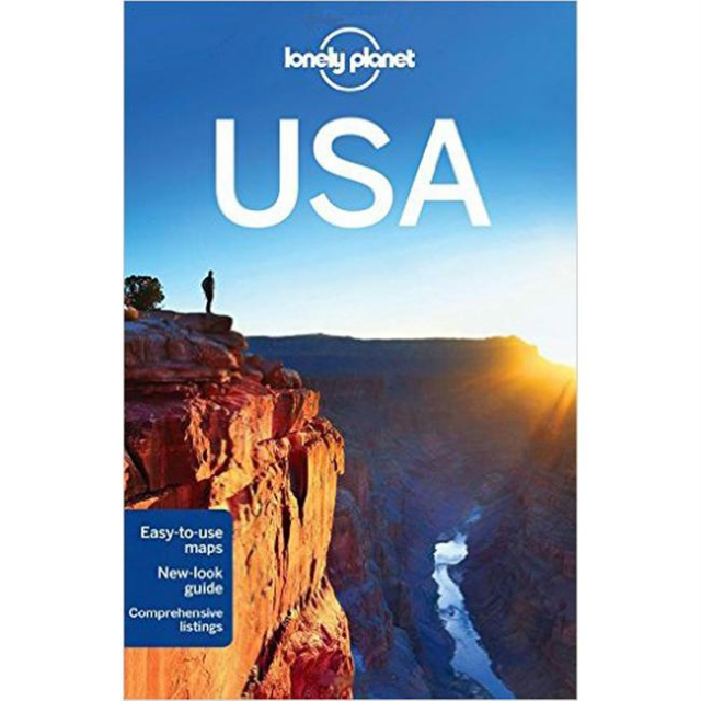 Lonely Planet - USA Travel Guide