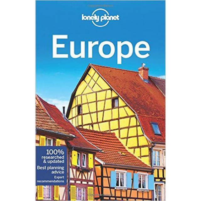 Lonely Planet - Europe