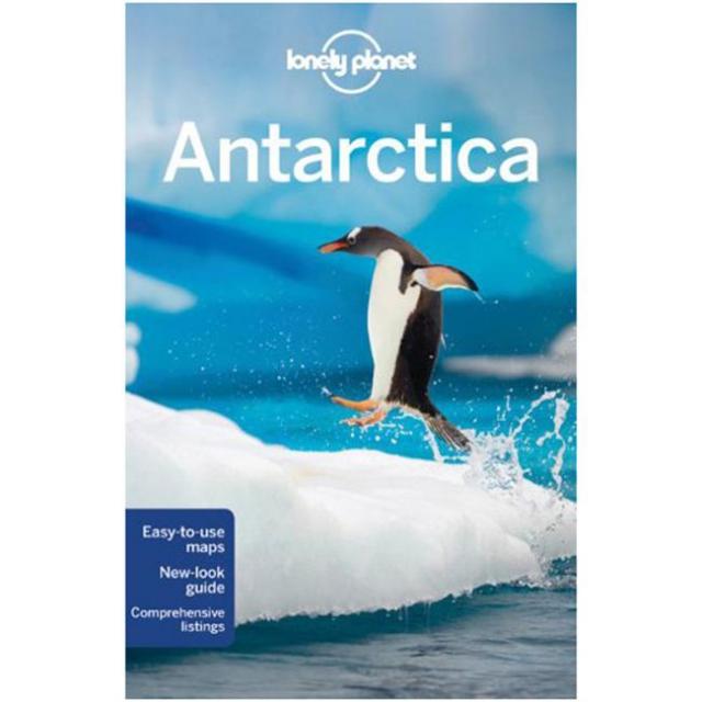 Lonely Planet - Antarctica