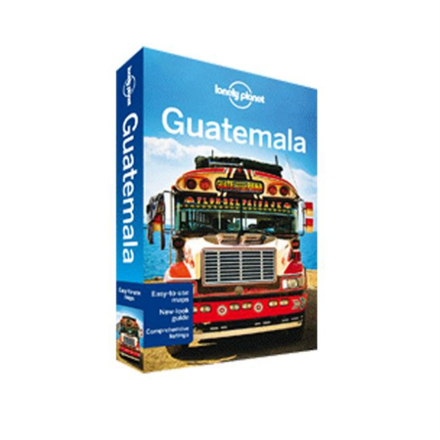 Lonely Planet - Guatemala