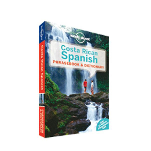 Lonely Planet - Costa Rican Spanish Phrasebook & Dictionary