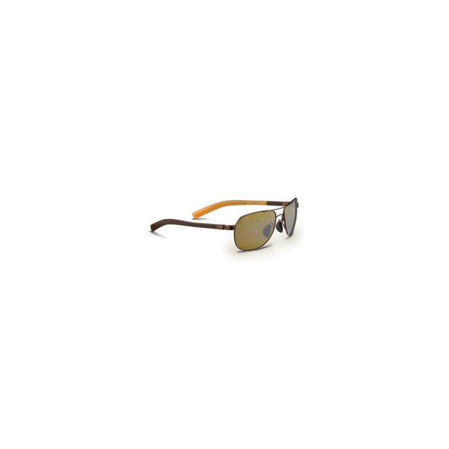 Maui Jim - Guardrails Polarized Flex Sunglasses - Copper/HCL Bronze
