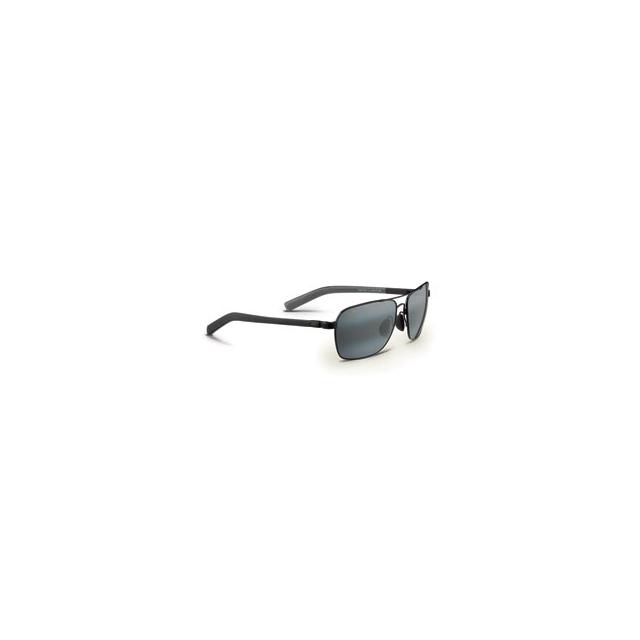 Maui Jim - Freight Trains Polarized Sunglasses - Gloss Black