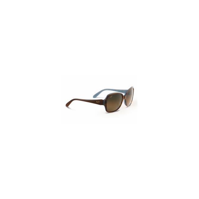 Maui Jim - Kalena Polarized Sunglasses - Tortoise/White & Blue/HCL Bronze
