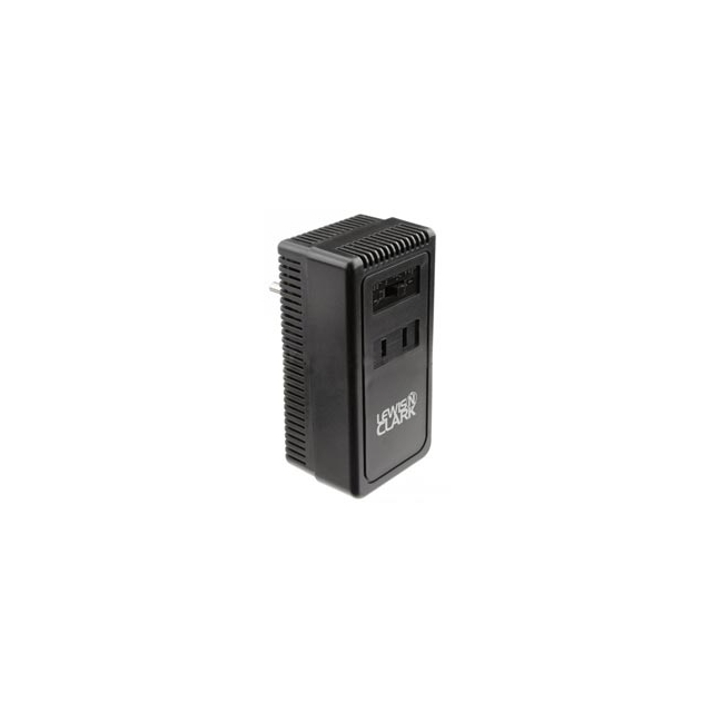 Lc Industries - Dual Converter - Black