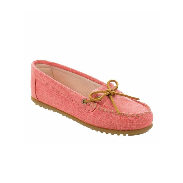Minnetonka - - Boat Moc - Coral