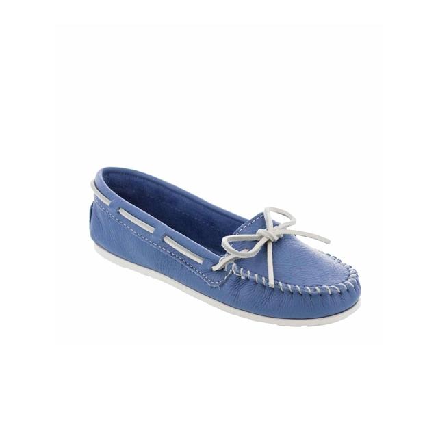 Minnetonka - - Boat Moc - SPCL14 - Ocean Blue