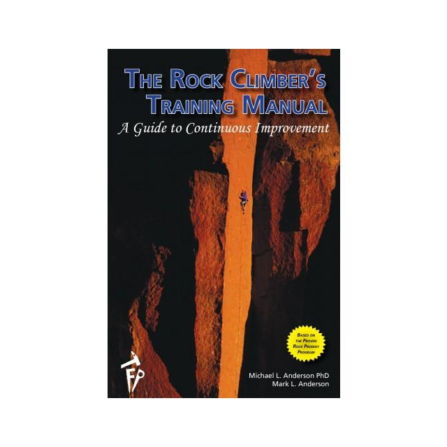 Fixed Pin Publishing, Llc - The Rock Climber's Training Manual One Size