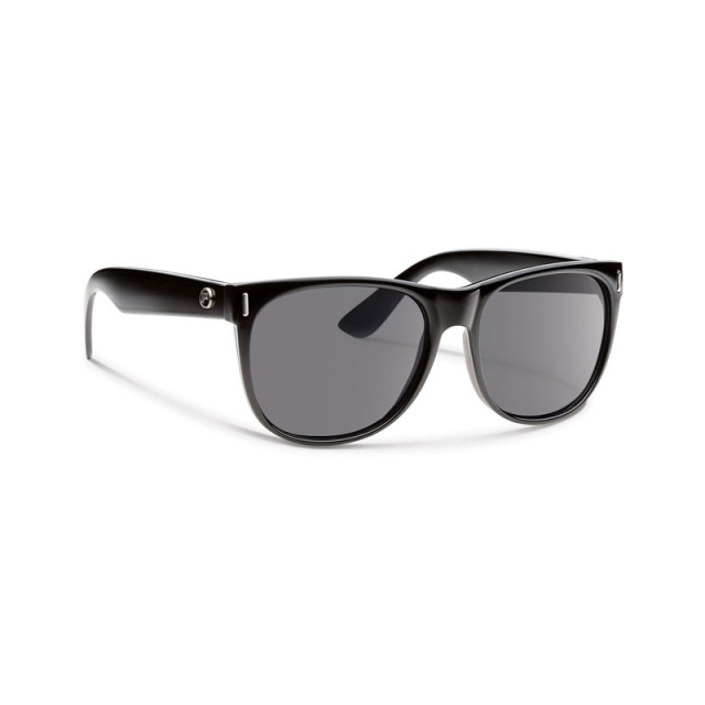 Forecast Optics - Avery - Gray Lens Black