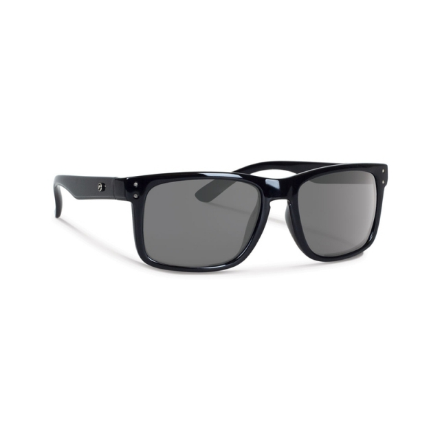 Forecast Optics - Clyde - Gray Polarized Black