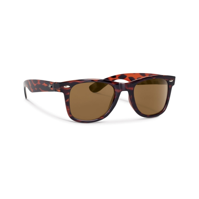 Forecast Optics - Ziggie - Brown Polarized - New Tortoise