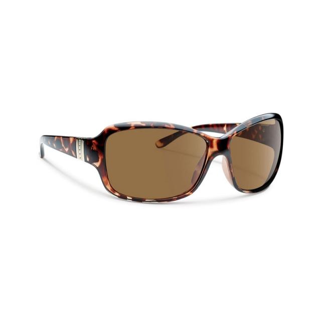Forecast Optics - Valencia - Brown Lens Tortoise