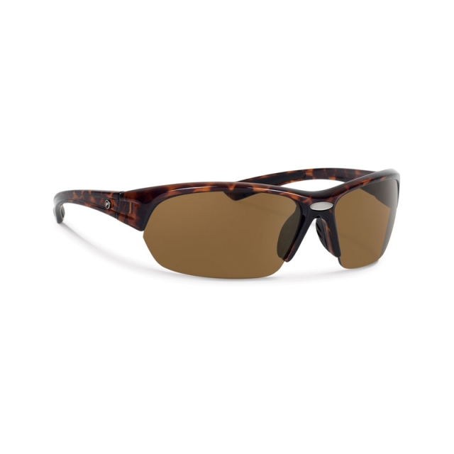 Forecast Optics - Thad - Brown Polarized - New Tortoise