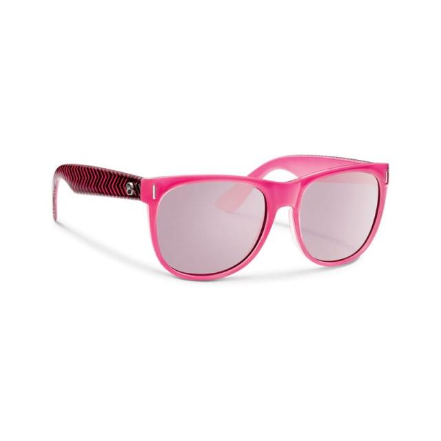 Forecast Optics - Avery - Pink Mirror Lens Hot Pink