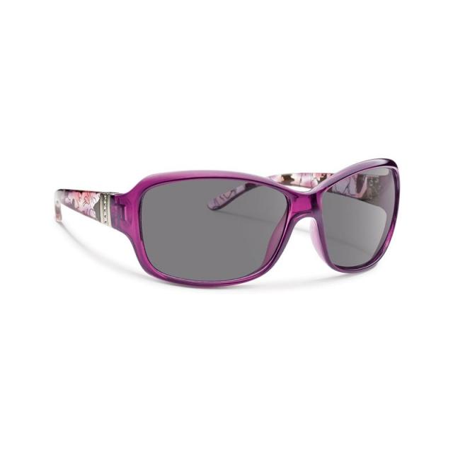 Forecast Optics - Valencia - Gray Lens Crystal Purple