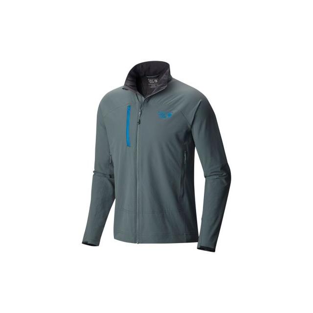 Mountain Hardwear - Men's Super Chockstone Full Zip Jacket