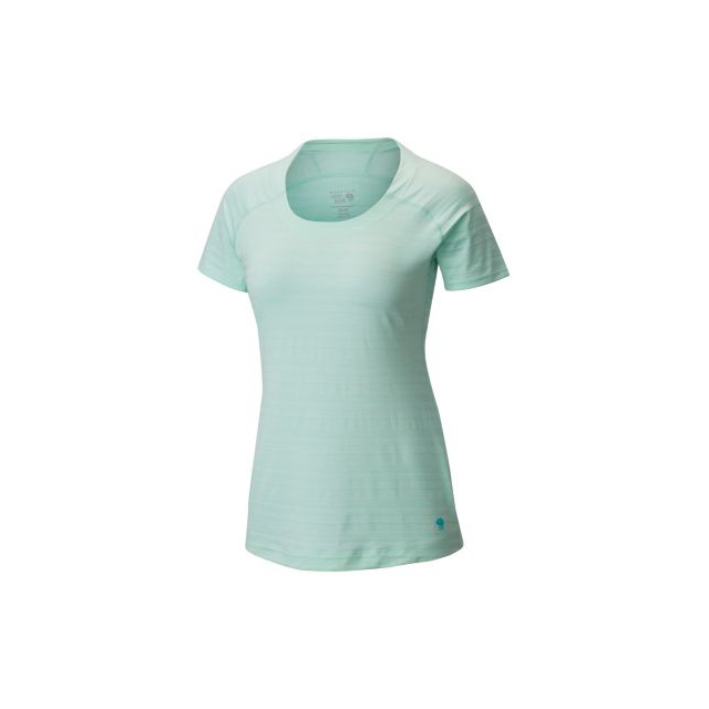 Mountain Hardwear - Women's Mighty Stripe Short Sleeve T