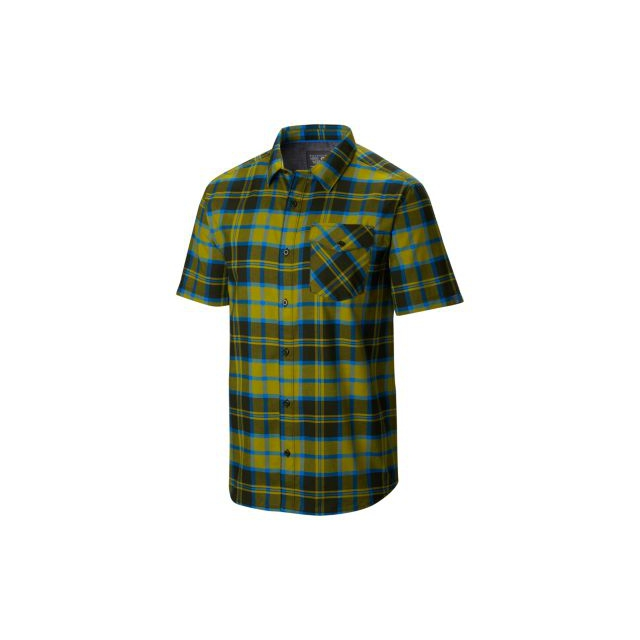 Mountain Hardwear - Men's Drummond Short Sleeve Shirt