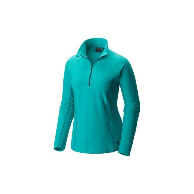 Mountain Hardwear - Women's Microchill Zip T