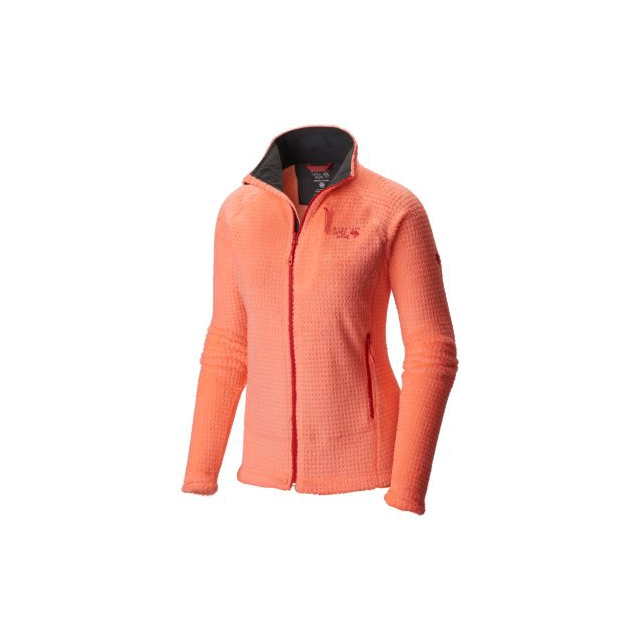 Mountain Hardwear - Women's Monkey Woman Grid II Jkt