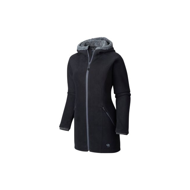 Mountain Hardwear - Dual Fleece Hooded Parka