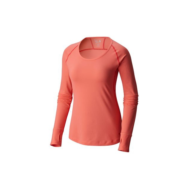 Mountain Hardwear - Butterlicious Long Sleeve Crew