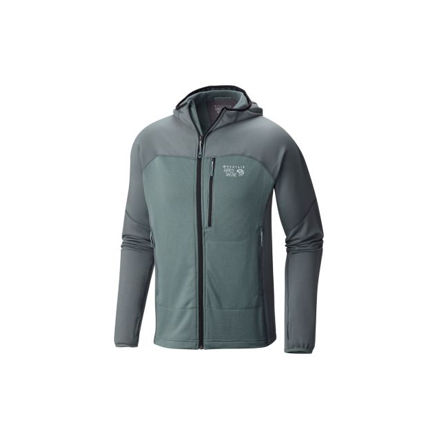Mountain Hardwear - Desna  Grid Hooded Jacket