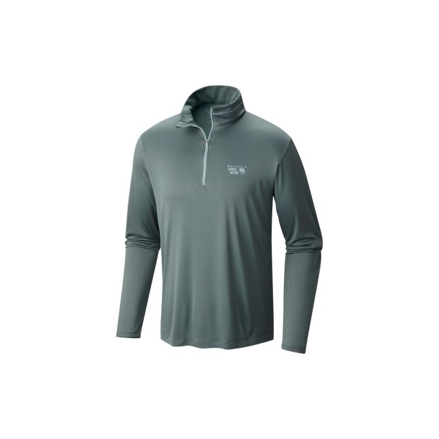 Mountain Hardwear - Wicked Long Sleeve Zip T