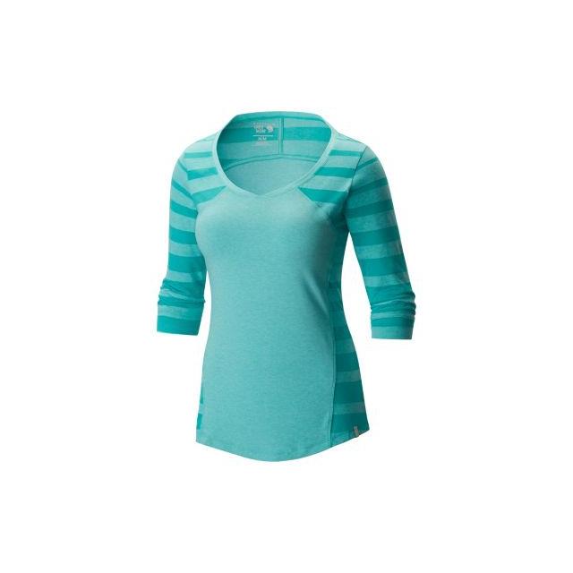 Mountain Hardwear - Women's DrySpun Perfect Elbow T