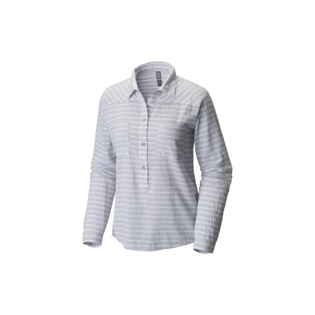 Mountain Hardwear - Women's Daralake Long Sleeve Pullover