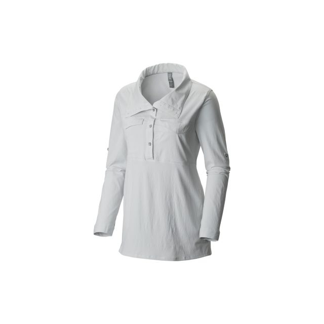 Mountain Hardwear - Women's Citypass Long Sleeve Popover