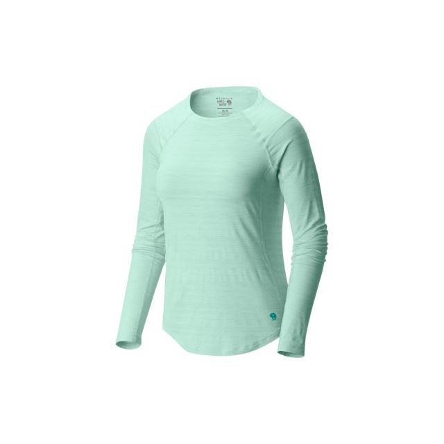 Mountain Hardwear - Women's Mighty Stripe Long Sleeve T