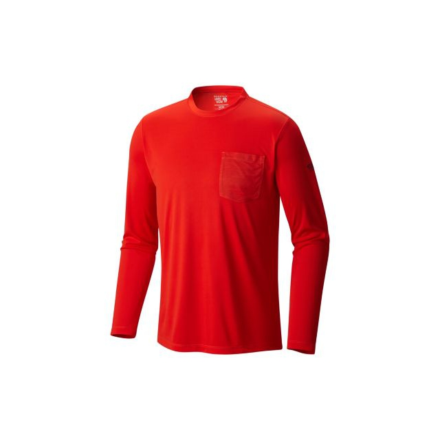 Mountain Hardwear - Men's River Gorge Long Sleeve Crew