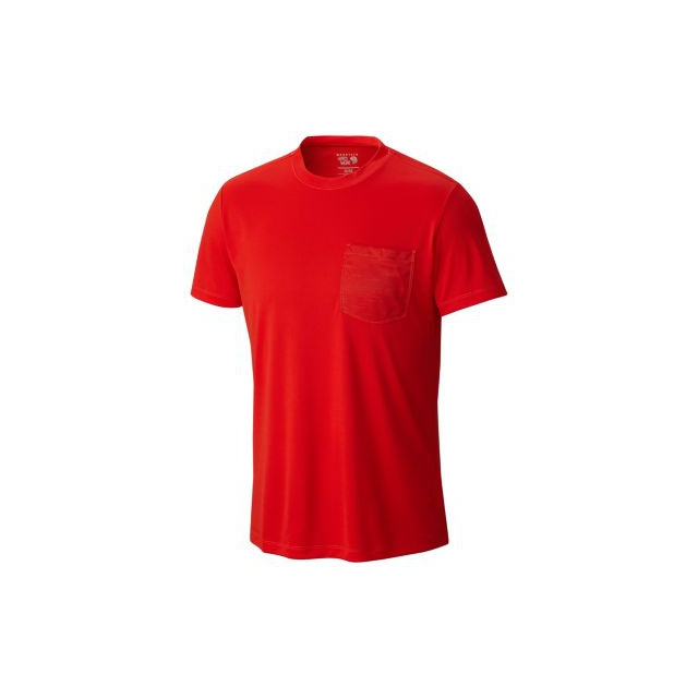 Mountain Hardwear - Men's River Gorge Short Sleeve Crew