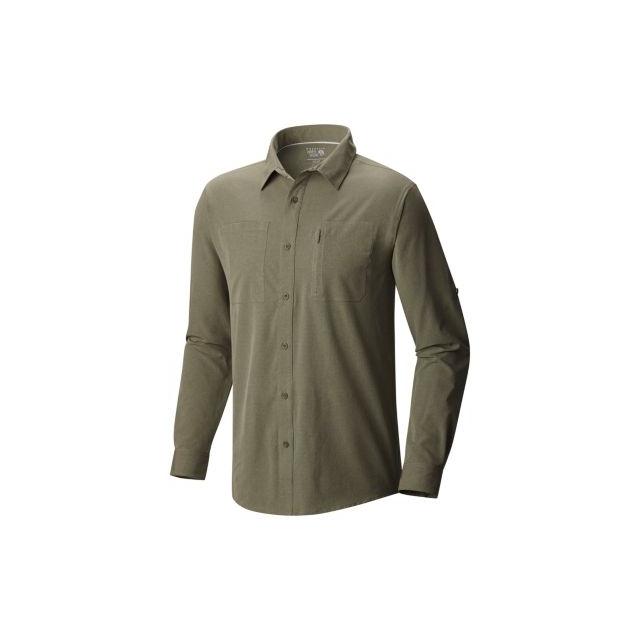 Mountain Hardwear - Air Tech Long Sleeve Shirt