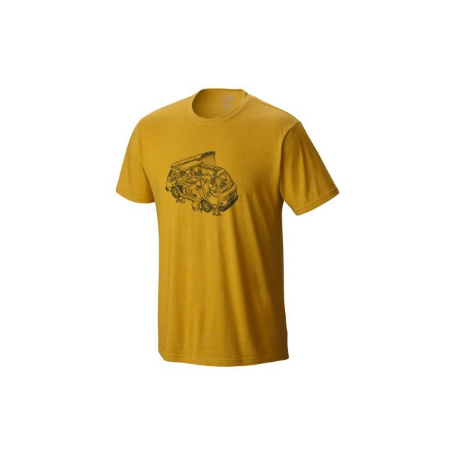 Mountain Hardwear - Men's Van Life Short Sleeve T