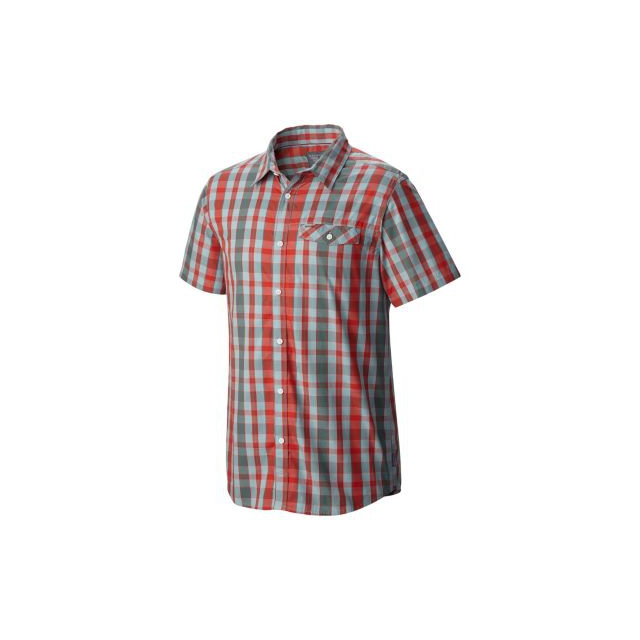 Mountain Hardwear - Men's Stout Short Sleeve Shirt